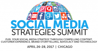 Social Media Strategies Summit, Chicago, Apr 26-28, 2017