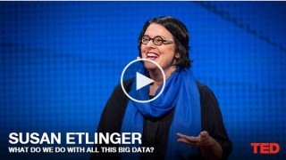 What do we do with all this big data?