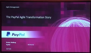 PayPal's Agile Transformation Story