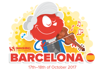 Web Designers Attention, Smashing Conference 2017, Barcelona, Oct 17-18