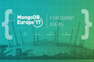 MongoDB Europe 2017, London Nov 8