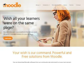 Moodle • Open Source Software for Online Learning