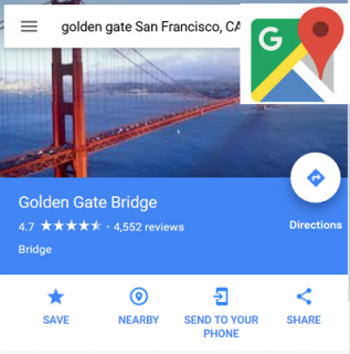 Google maps now wheelchair friendly